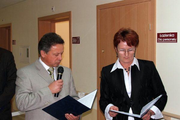 Otwarcie Pododdziału Chirurgii Urazowo – Ortopedycznej