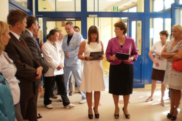 Otwarcie zmodernizowanego Oddziału Chirurgicznego